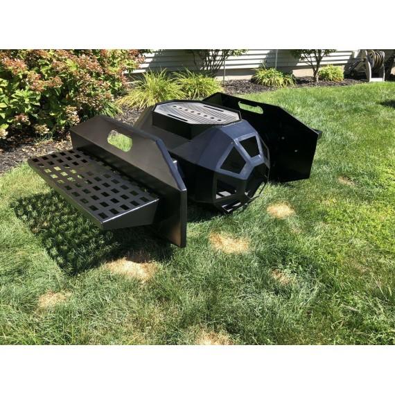 Star Wars Tie Fighter Grill/fire Pit