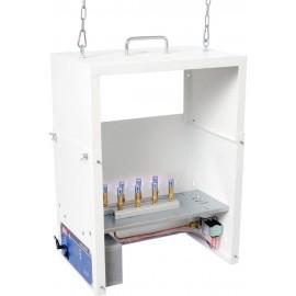 AutoPilot APGP0800H CO2, 8 Burner, LP, High Altitude Generator, White