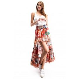 Countr  Blossom Skirt